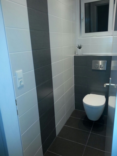 Foto Beispiel WC-Verfliesung 6